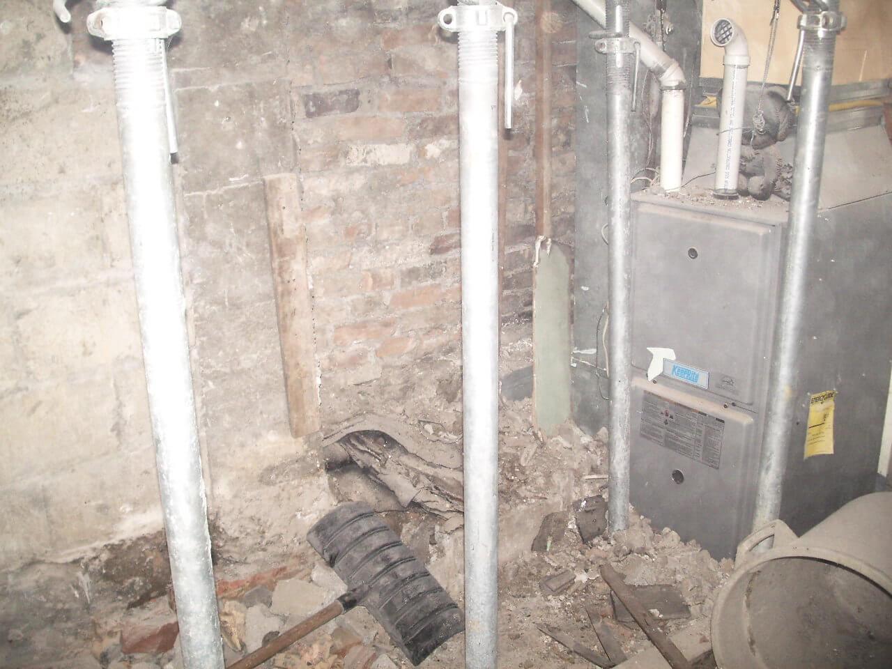 Basement-Underpinning-Contractor-Toronto-Claremont-St-12