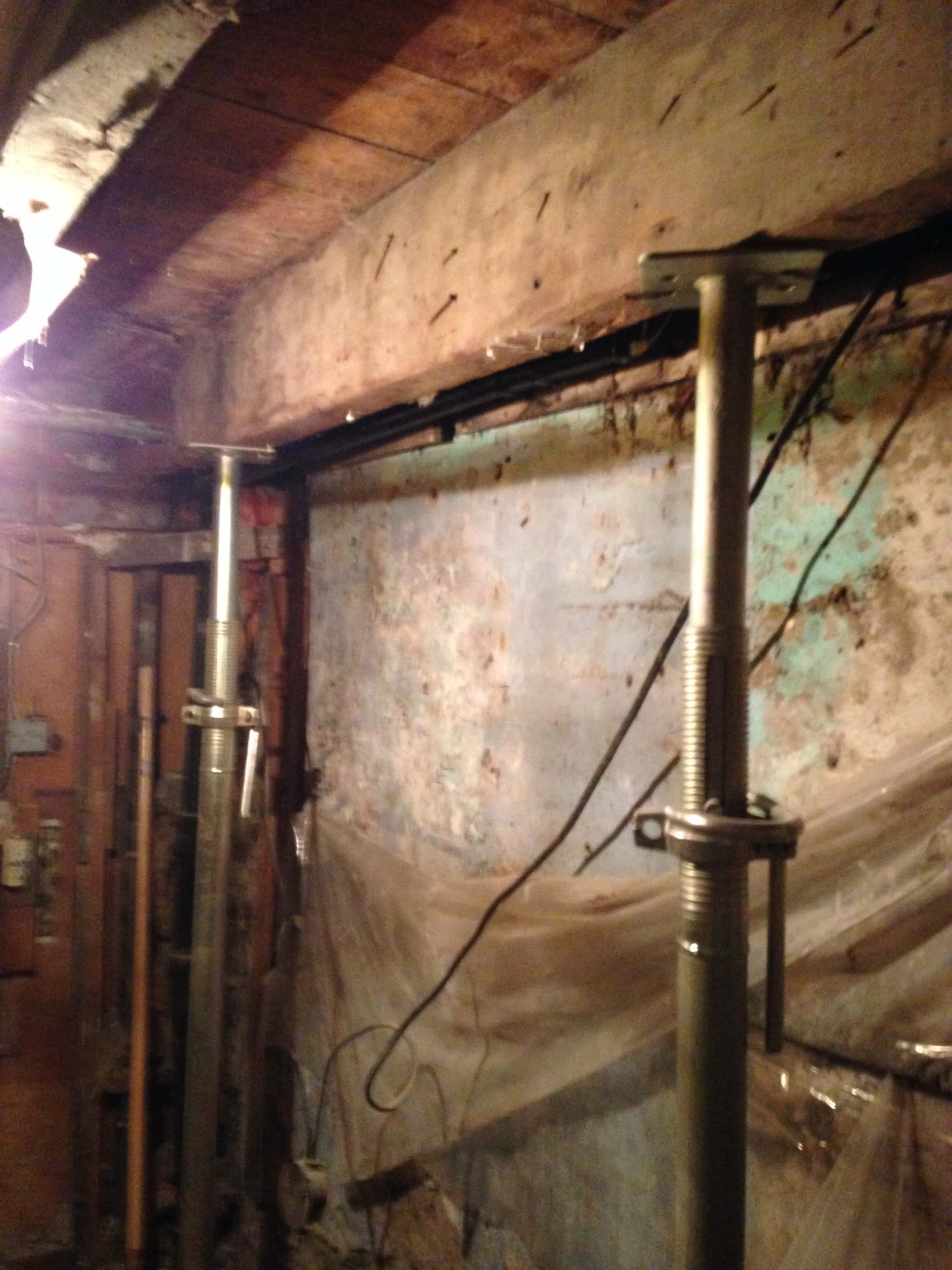 Basement-Underpinning-Contractor-Toronto-Earlscourt-Ave-2