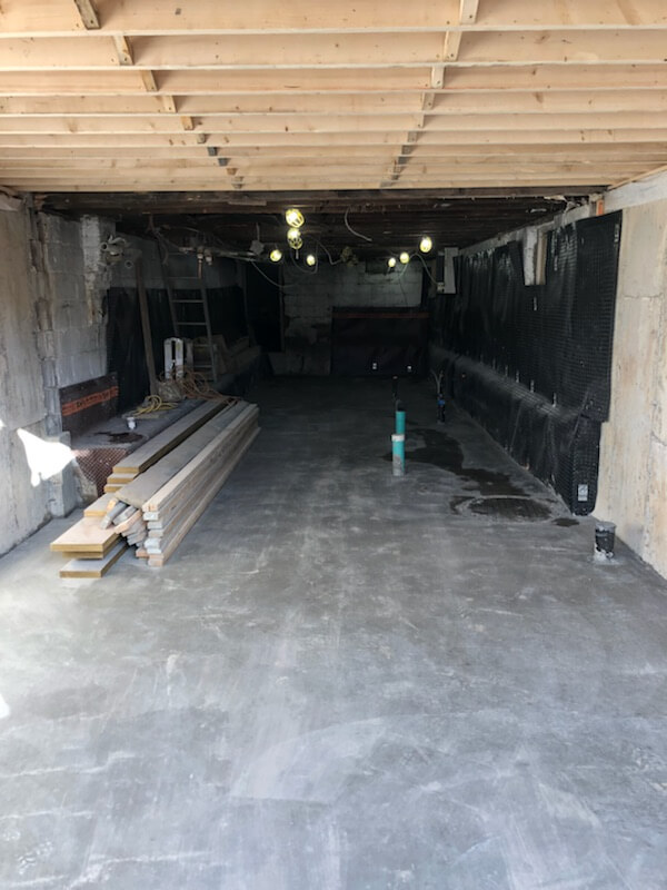 Basement-Underpinning-Contractor-Toronto-Earlscourt-Ave-41