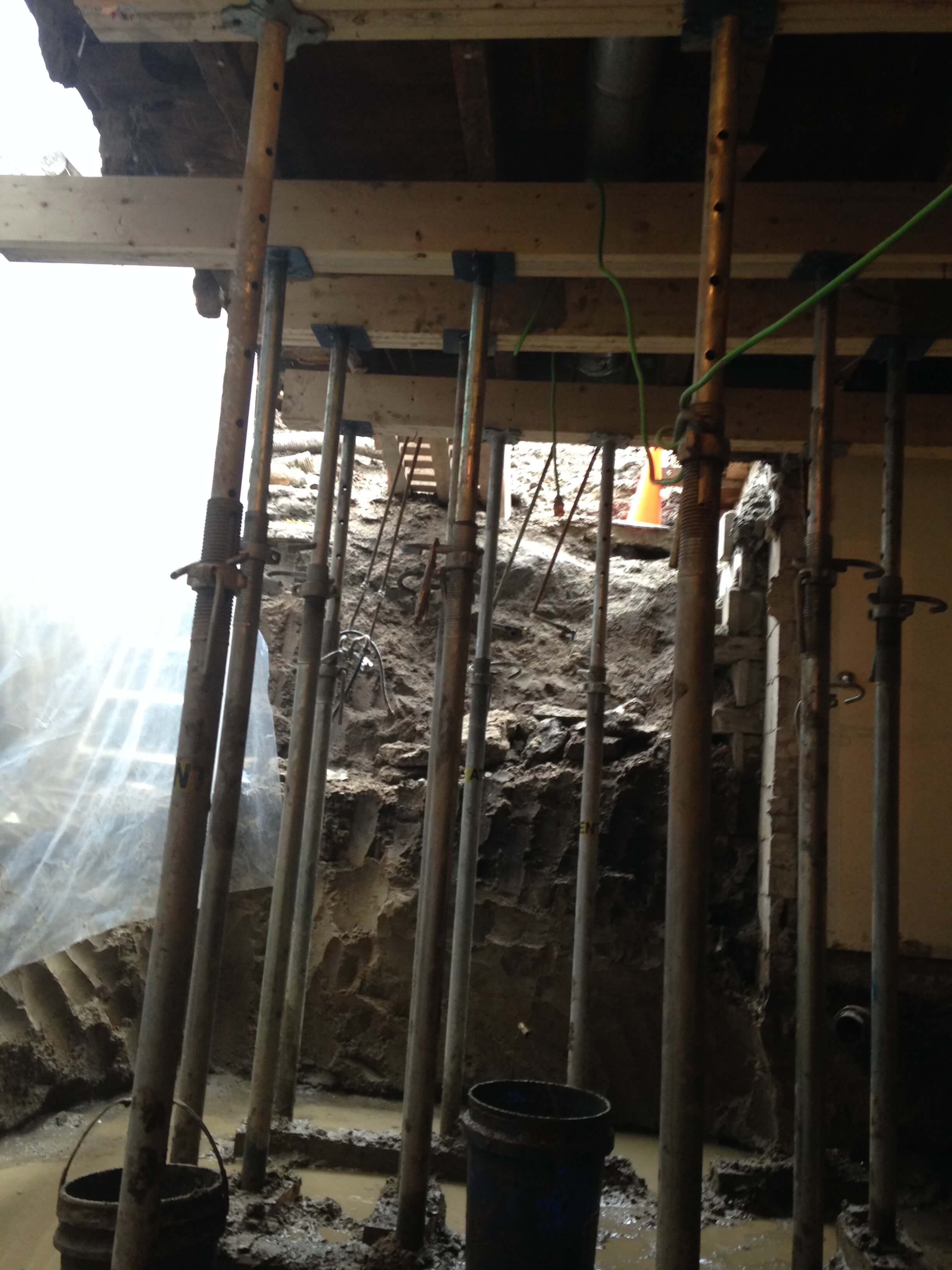 Basement-Underpinning-Contractor-Toronto-Earlscourt-Ave-6