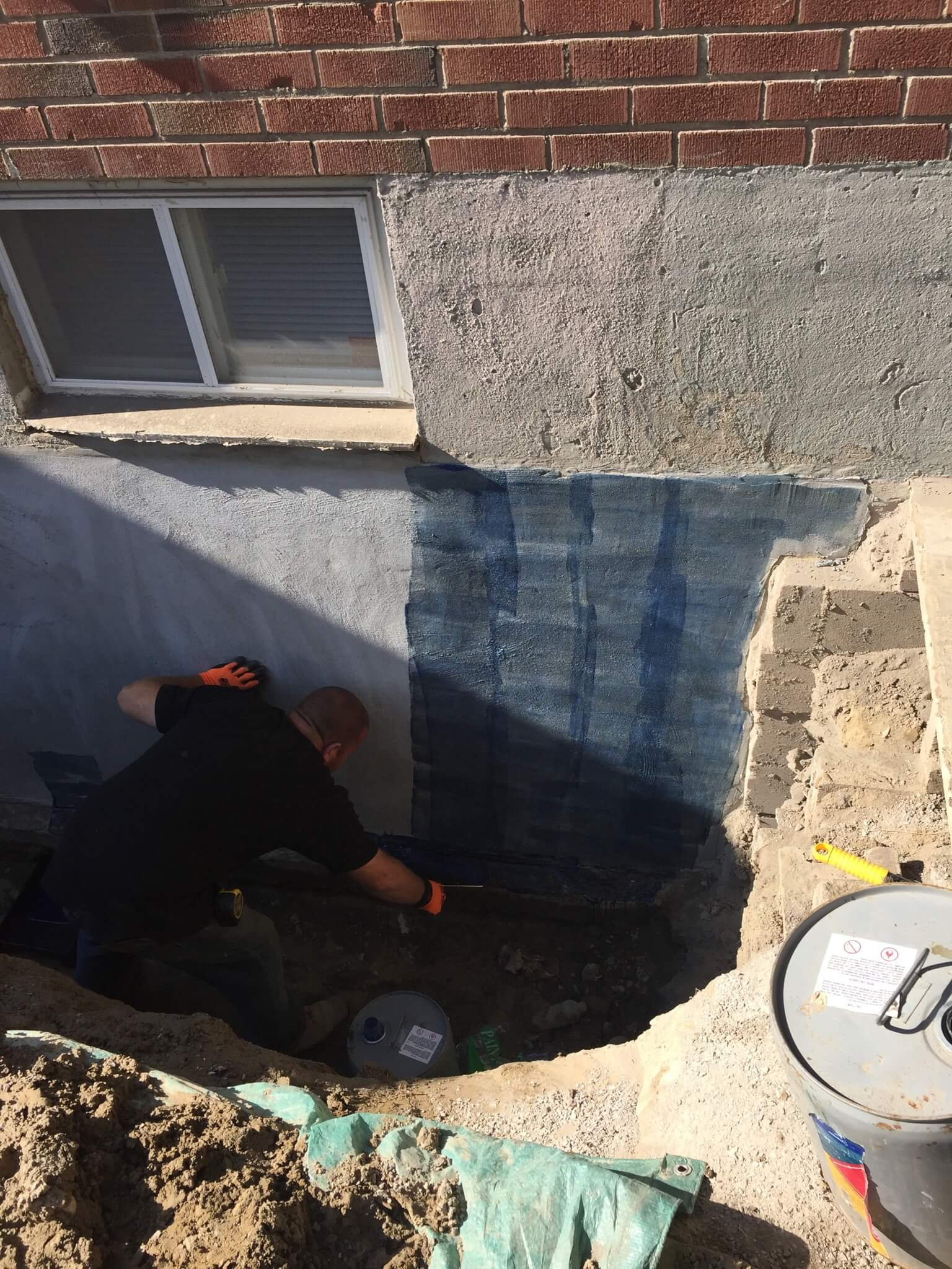Basement-Waterproofing-Contractor-Scarborough-Citadel-Dr-51