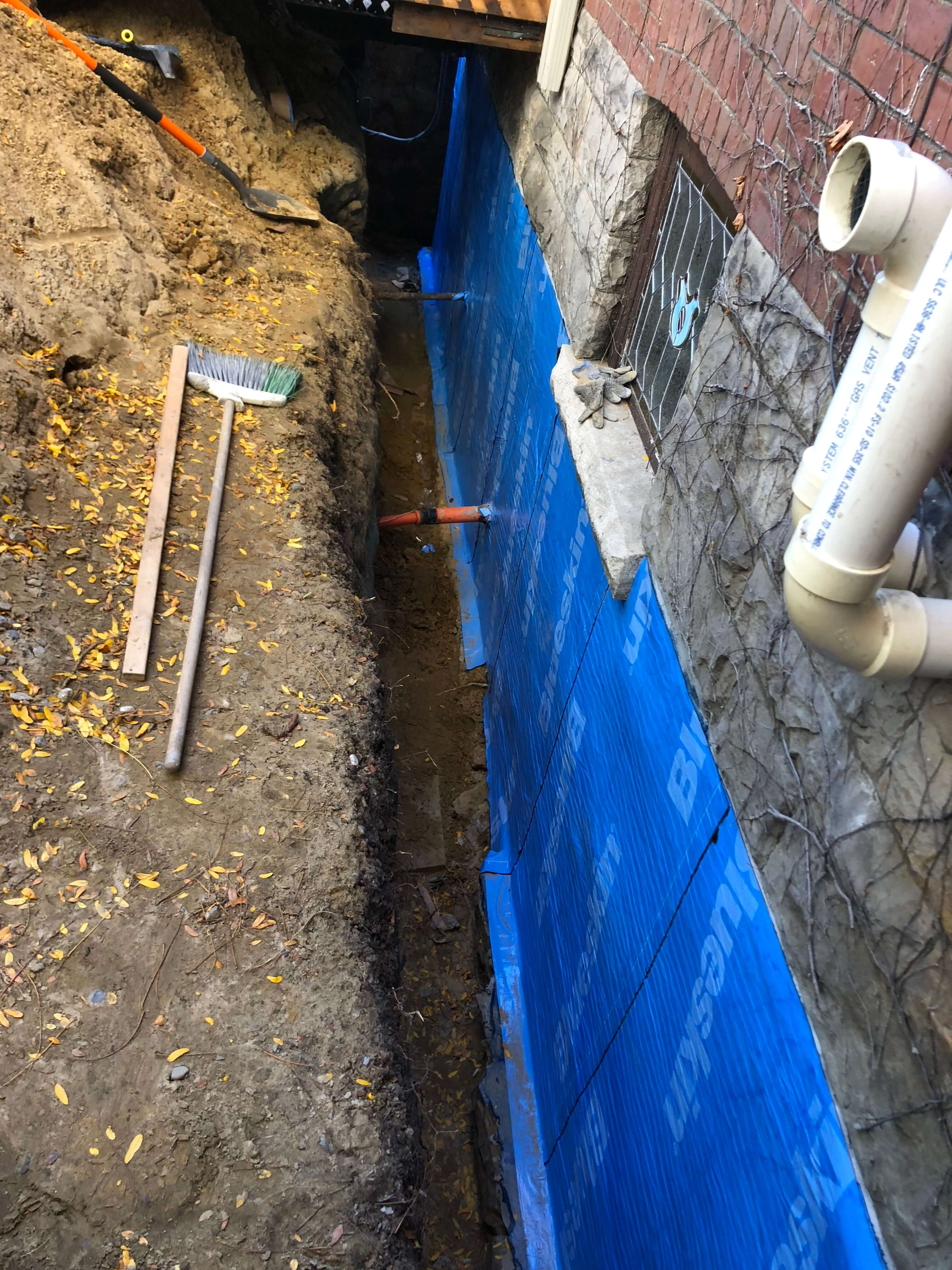 Basement-Waterproofing-Cost-Toronto-Alhambra-Ave-1