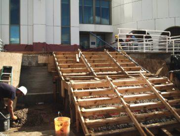 Concrete-Construction-Contractor-Gwillimbury-Civic-Centre-1