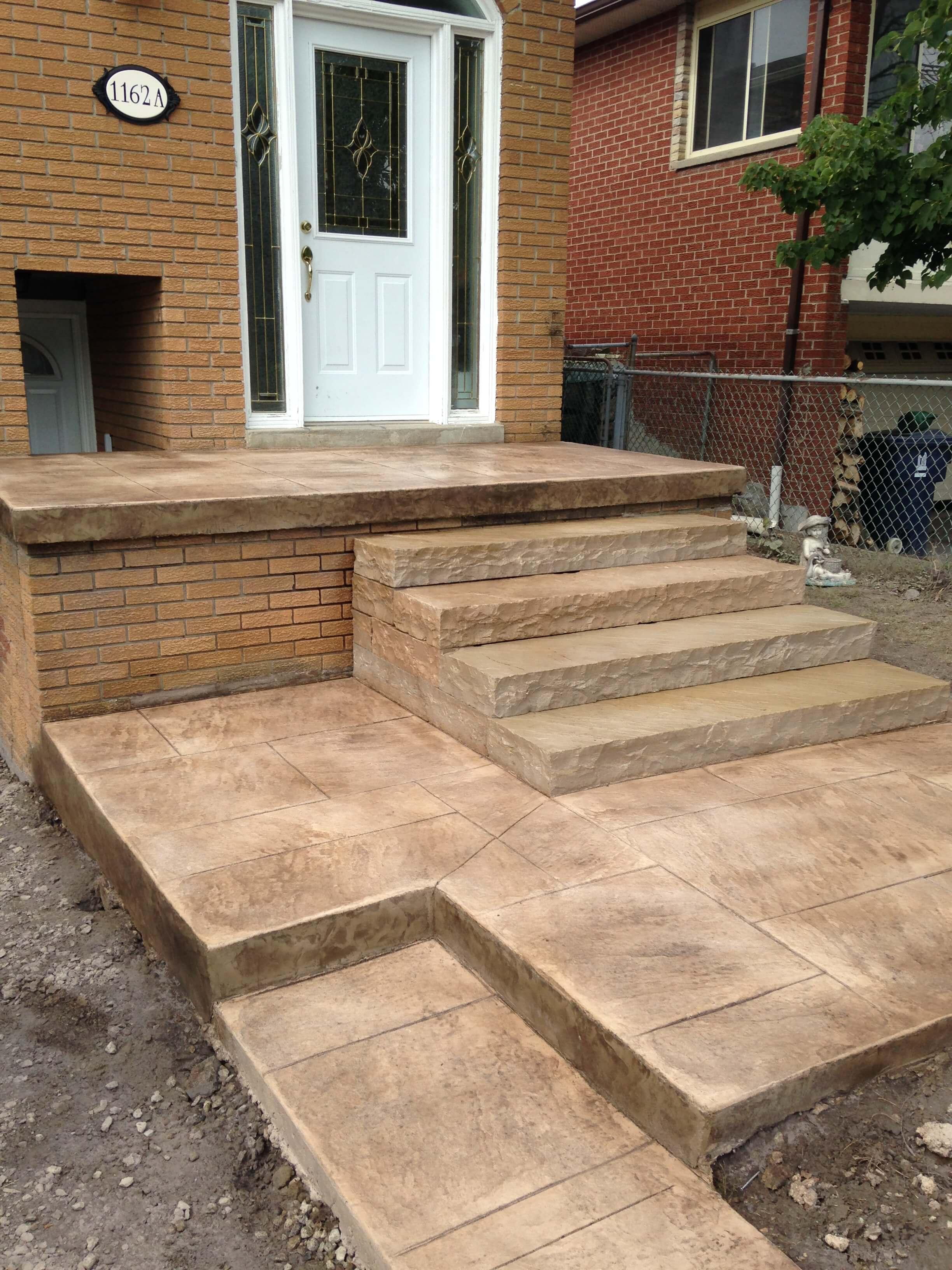 Decorative-Concrete-Contractor-Toronto-Kipling-Ave-5