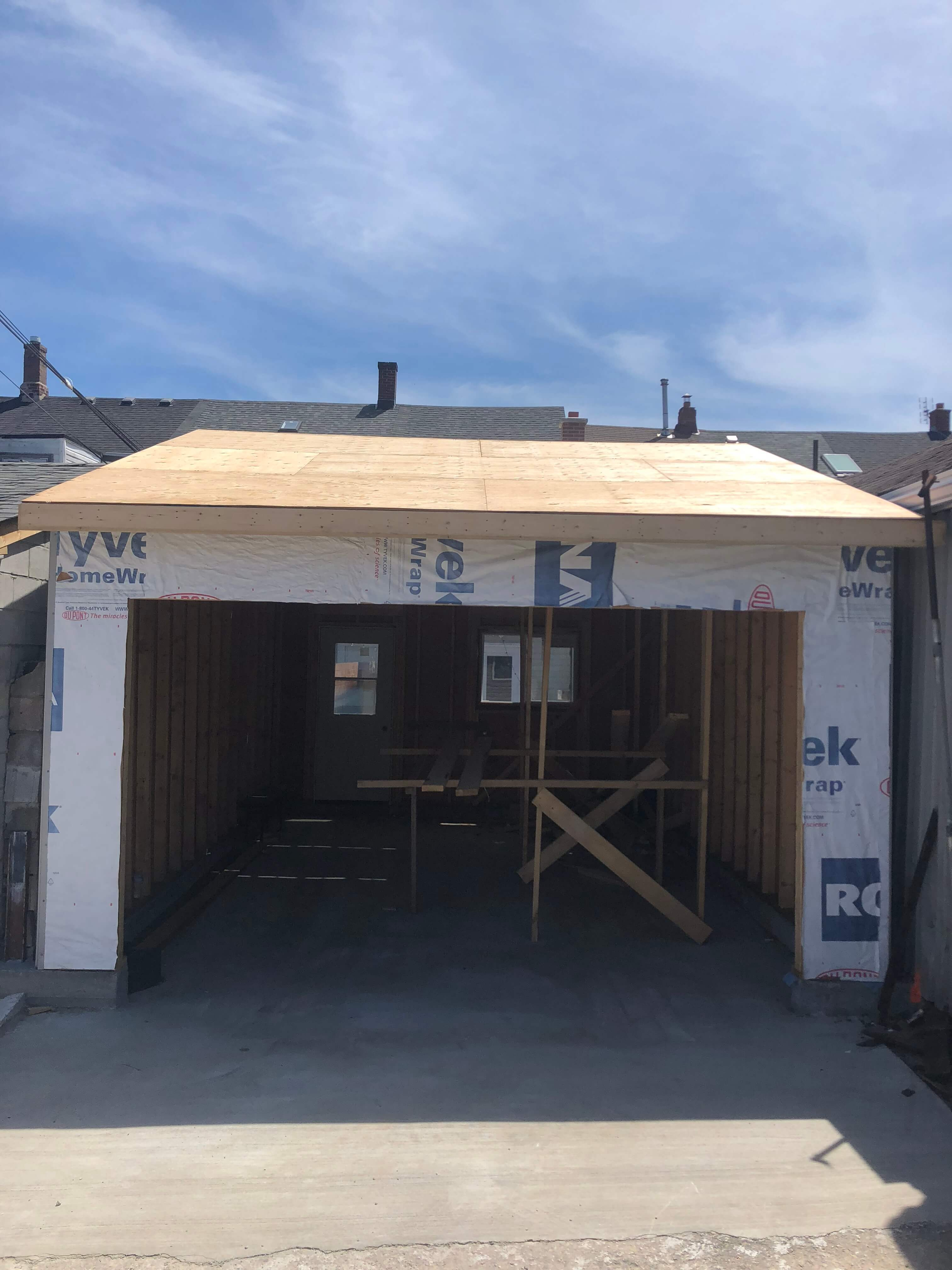 Garage-Extensions-Contractor-Toronto-Bowden-St-12