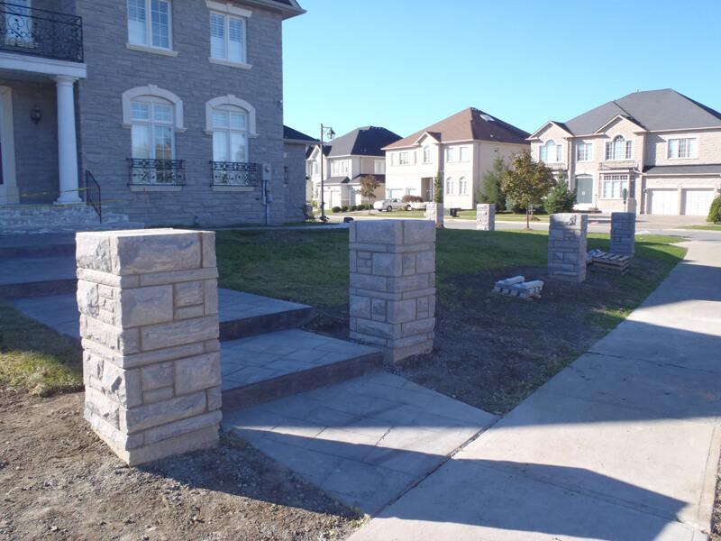 Natural-Stone-Pillar-Construction-Contractor-Vaughan-11
