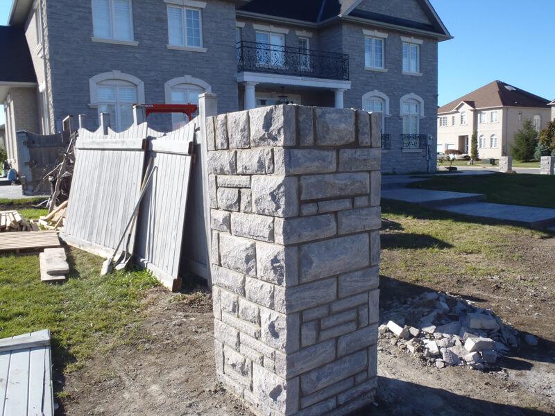 Natural-Stone-Pillar-Construction-Contractor-Vaughan-8