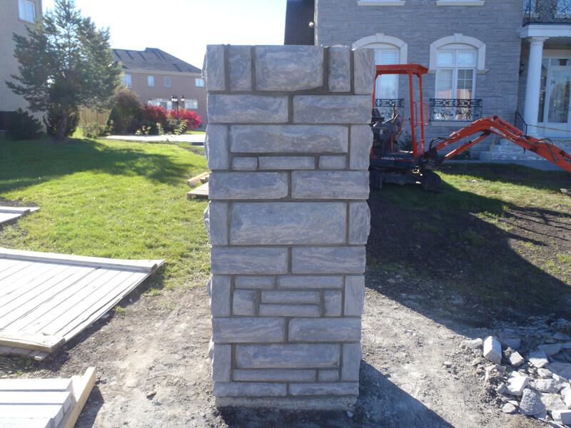 Natural-Stone-Pillar-Construction-Contractor-Vaughan-9