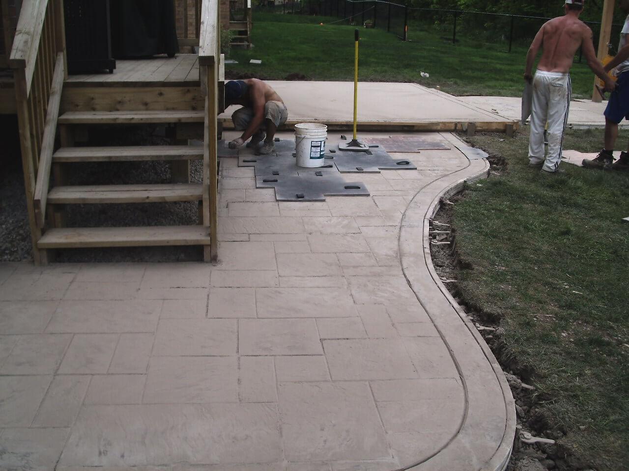Pattern-Concrete-Construction-Contractor-Toronto-Pergola-Rd-1