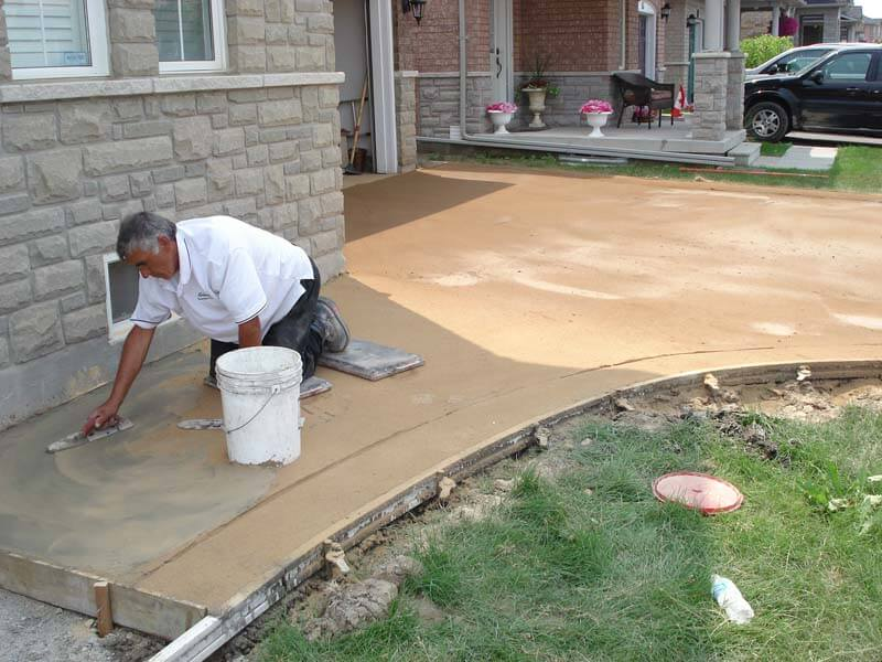 Stamped-Concrete-Construction-Contractor-Toronto-11-1