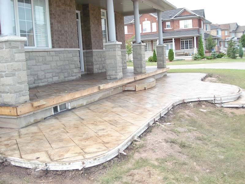 Stamped-Concrete-Construction-Contractor-Toronto-17