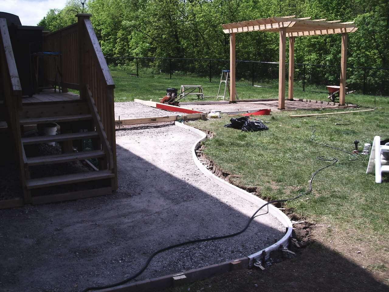 Stamped-Concrete-Construction-Contractor-Toronto-Pergola-Rd-3