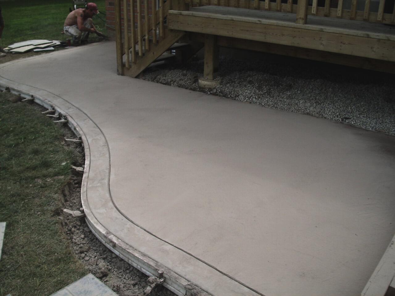Stamped-Concrete-Construction-Contractor-Toronto-Pergola-Rd-36