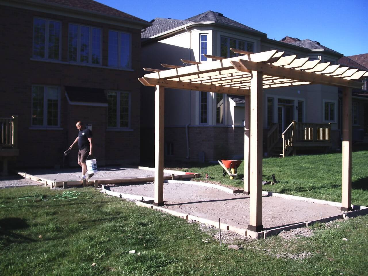 Stamped-Concrete-Construction-Contractor-Toronto-Pergola-Rd-9