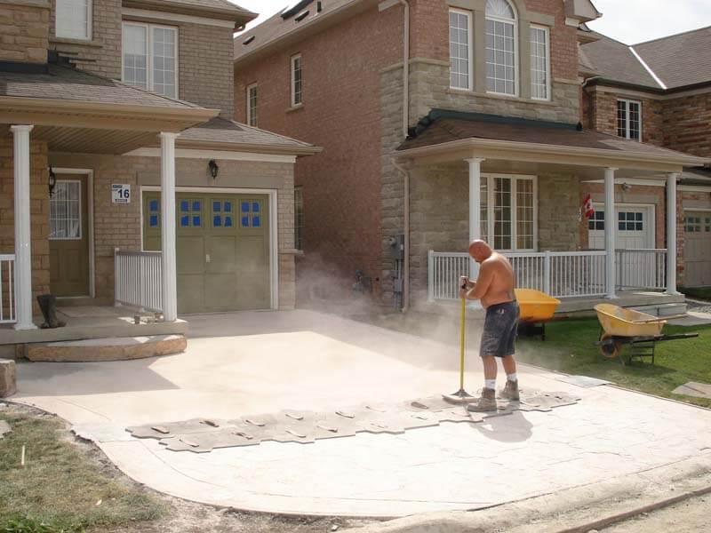Stamped-Concrete-Contractor-Toronto-30-1